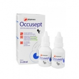 Occusept phyteneo výplach oka 2x20 ml