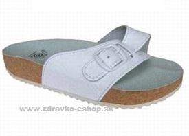 ff423747e134 Sandále ortopedické č.43 T05 biele PROTETIKA