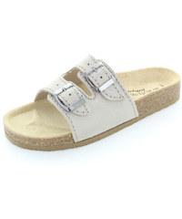 fe7798eb1a15 Sandále ortopedické č.37 T13 PROTETIKA biele