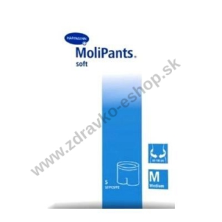 Molipants Soft Medium 5 ks