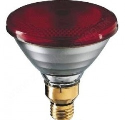 PHILIPS PAR38 IR 150W E27 230V RED