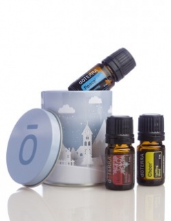 doTERRA Christmas Memories Trio 3 x 5 ml