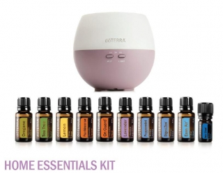 doTERRA Home Essentials enrollment Kit Domáci lekár 10ks 140 ml