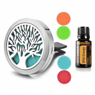 Aroma difúzer do auta Family tree of life