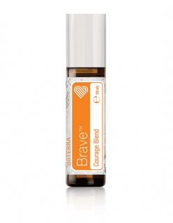 doTERRA Brave Courage blend zmes odvahy v guličke 10 ml